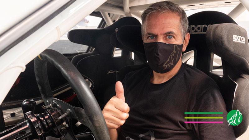 Mascarillas Vallejo Racing