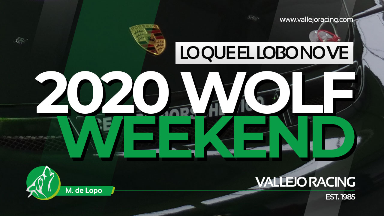 Lo que el lobo no ve: Wolf Weekend 2020