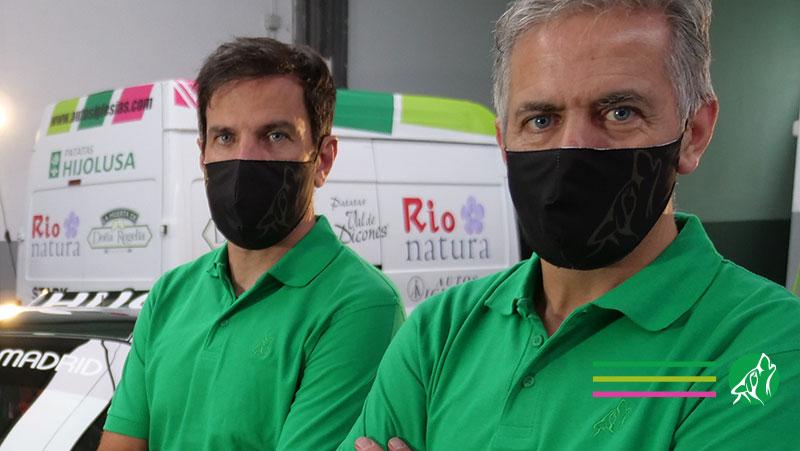 ¿Te gustaron los polos que usó el equipo en el Rallye de  Ourense?