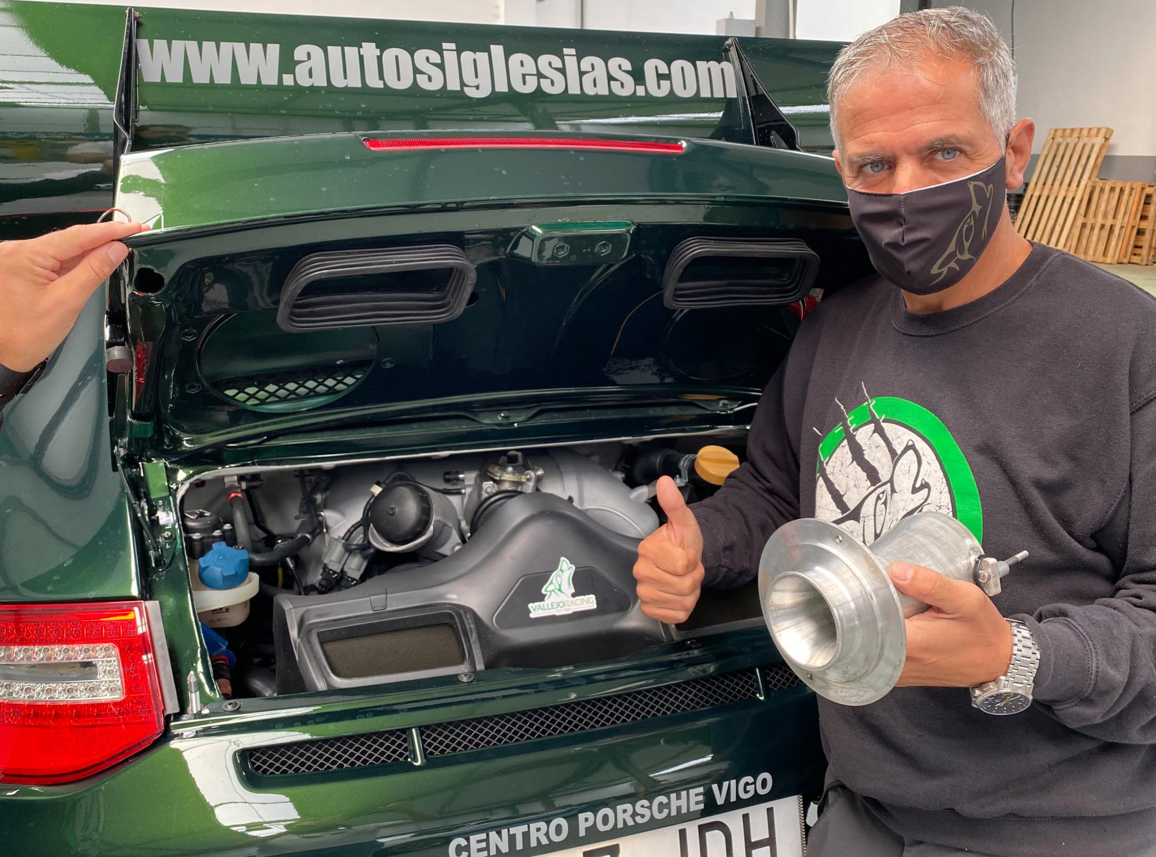 La RFEdA retira la brida a los 911 GT3
