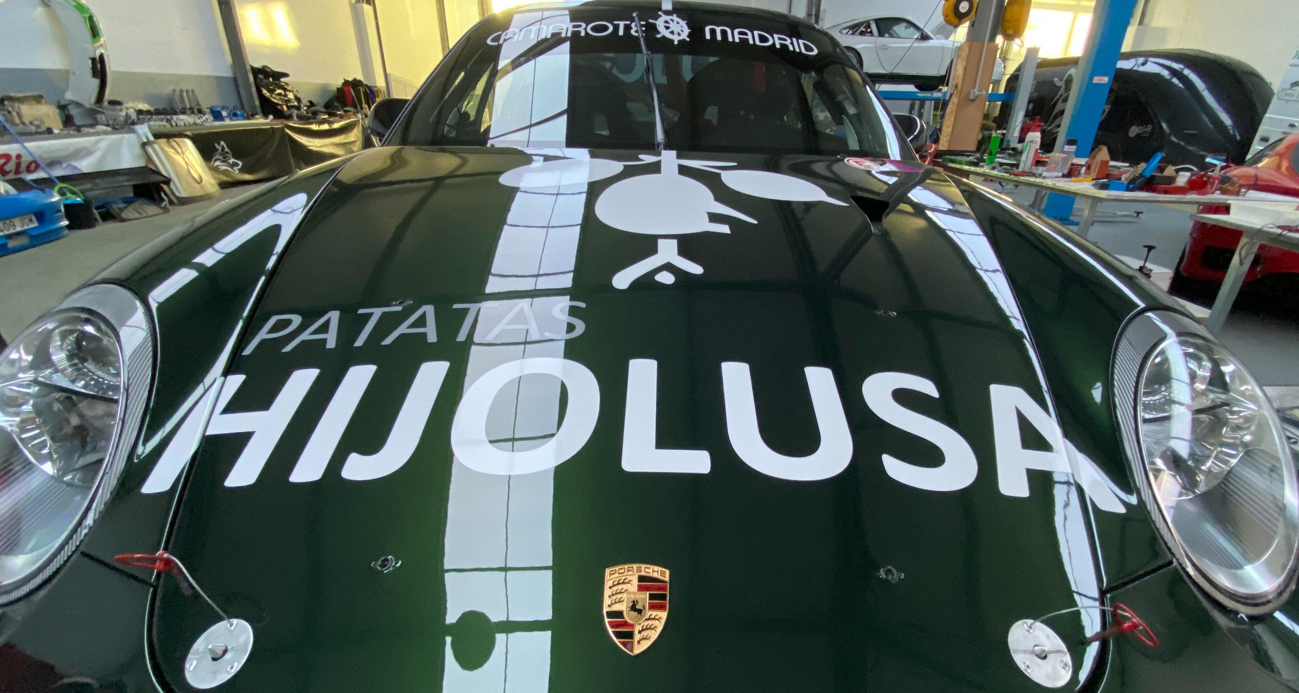 Nos vemos en el Rallye Comunidad de Madrid – RACE
