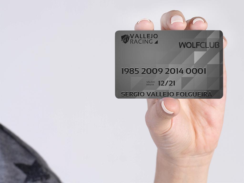 Damos la bienvenida al WolfClub