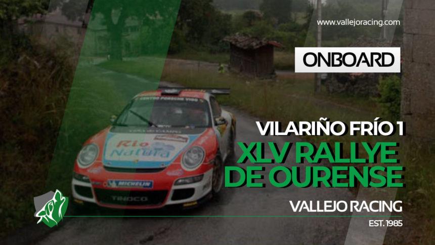rallye ourense 2012. onboard. tc7 – vilariño frío