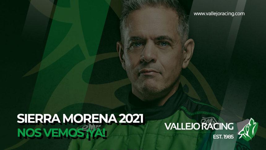 Nos vemos en el Rallye Sierra MOrena 2021