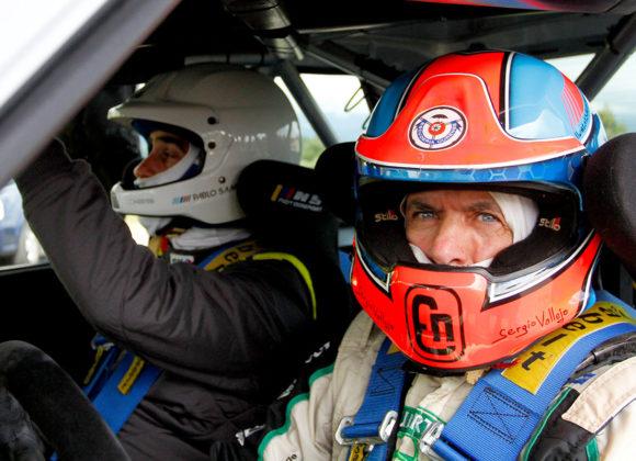 Sergio Vallejo, asesor Técnico de Aukor Racing