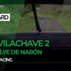 rallye de narón 2021. onboard. tc4 – vilachave 2