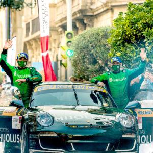 Y, tras el Rallye Rías Baixas, nos vamos al rallye Cristian López Herrero
