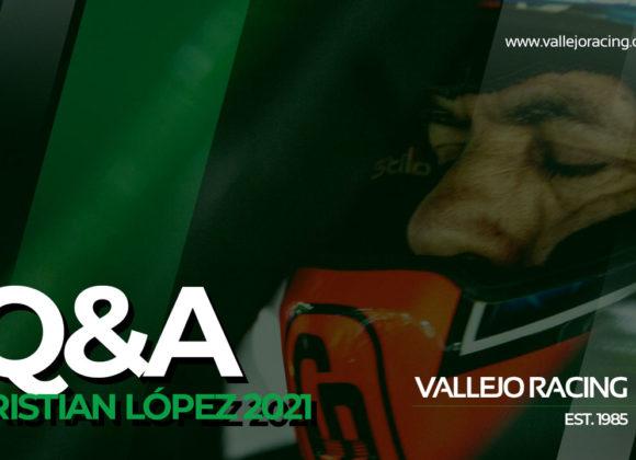 Q&A Sergio Vallejo tras 33º Rallye CRISTIAN LÓPEZ HERRERO 2021
