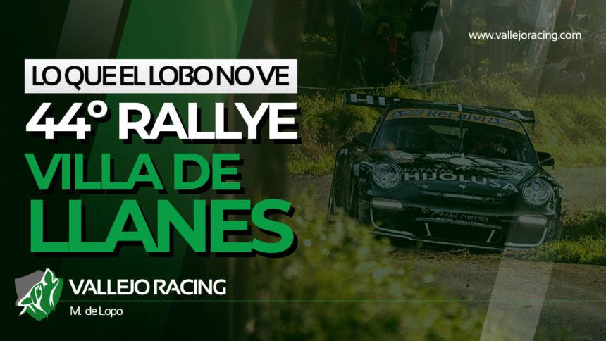 LO QUE EL LOBO NO VE. Rallye Villa de Llanes 2021